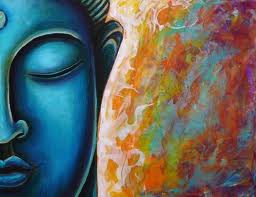 Buddha by Gayle Etcheverry