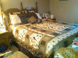 The Leopard Comforter