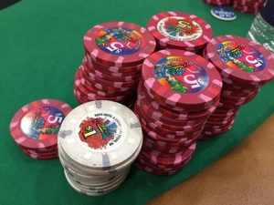 Poker chips Debbie Espe