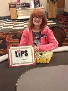LIPS Queen of Hearts Champion February, 2014