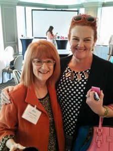 Networking at eWomen Network with Narelle Sheehan