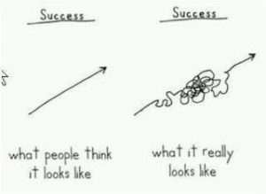 Success graph