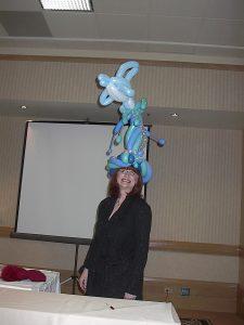 Chellie Dolphin Hat