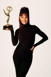 Award Emmy with Brenda Cooper