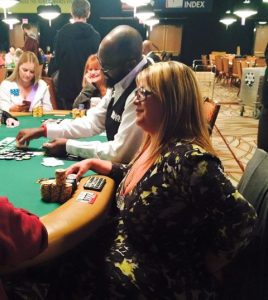 2015 WSOP Ladies event