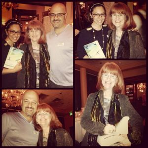 chellie-with-fans-at-book-signing